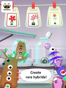 Toca Lab: Plants