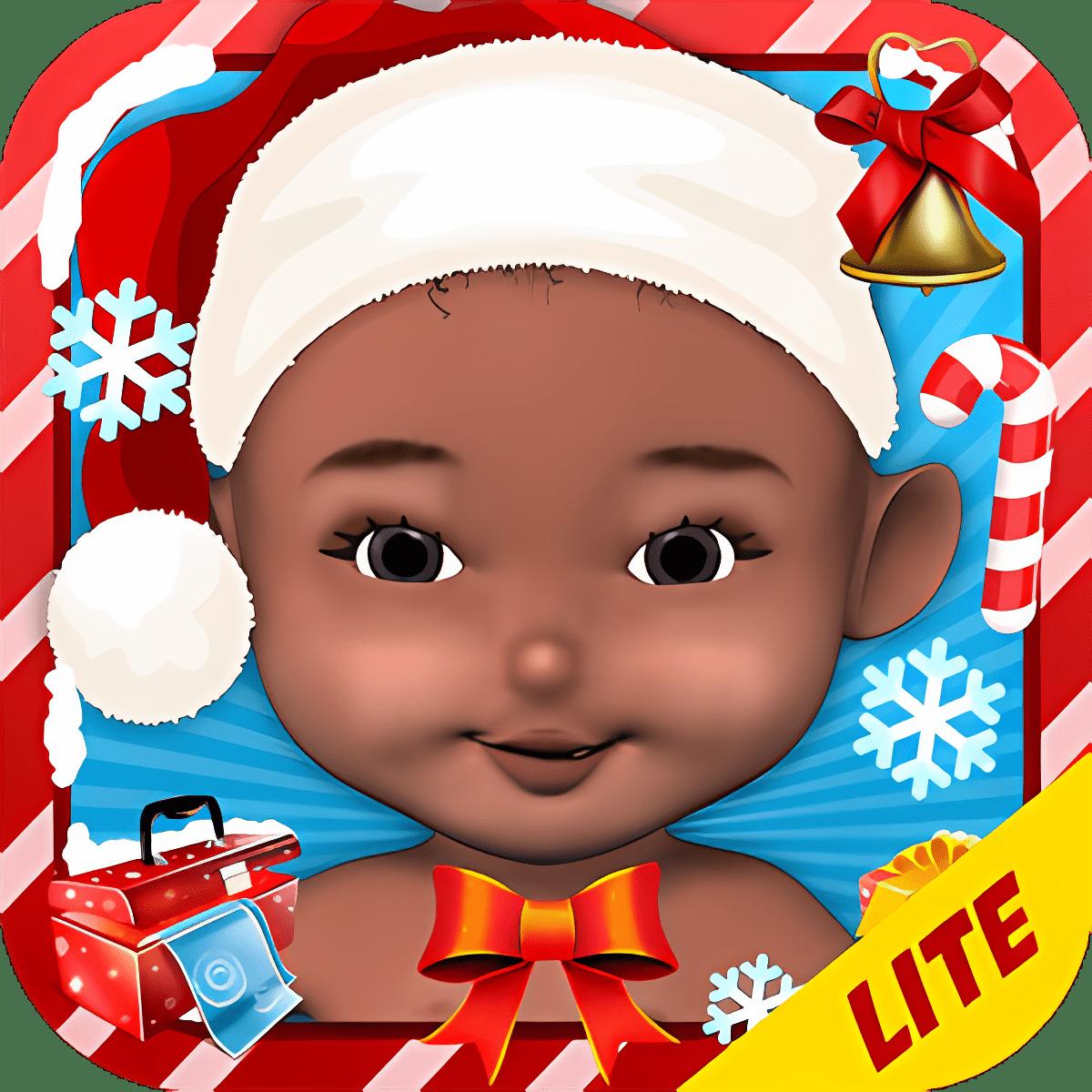 Navidad del bebé Nursery Lite