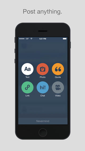 tumblr app for iphone para iphone descargar 8466