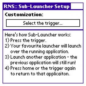 Sub-Launcher