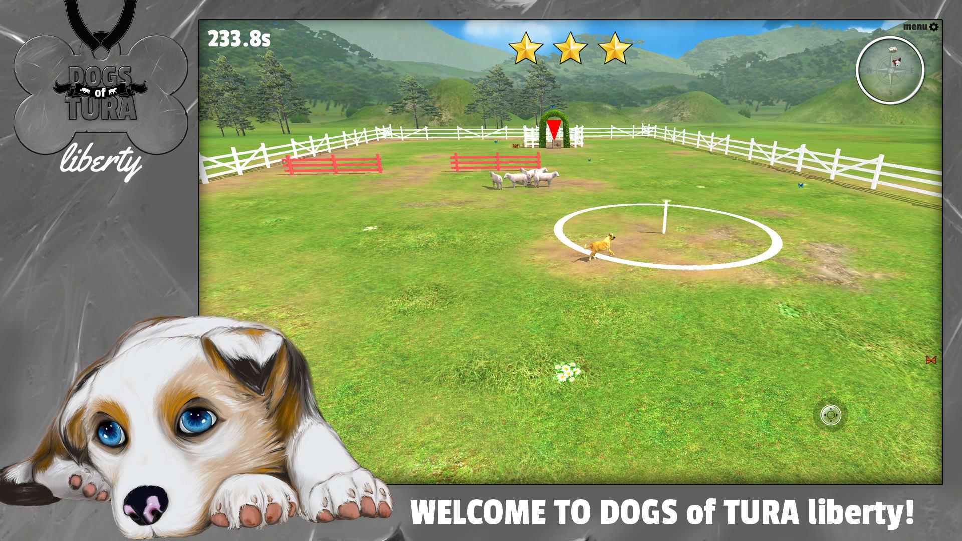 DOGS of TURA liberty