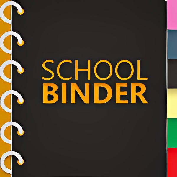 School Binder 2.10.0.34