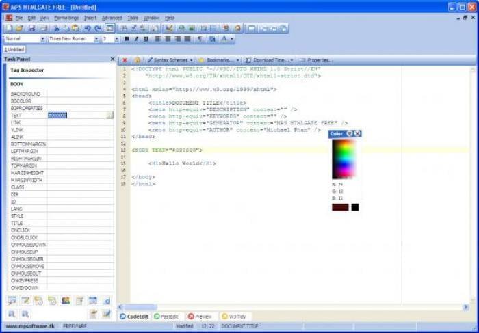 HTMLGate