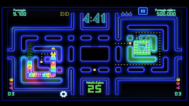 PAC-MAN Championship Edition DX voor Windows 10