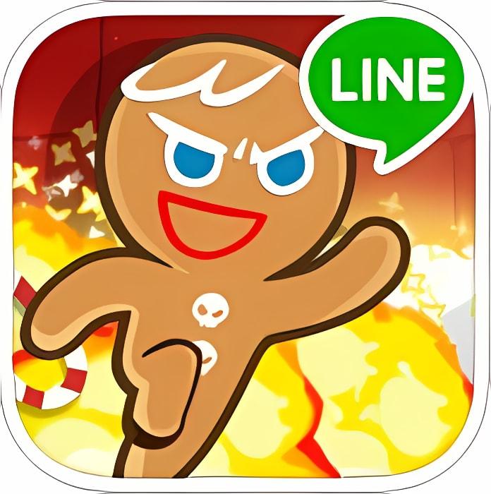 LINE クッキーラン