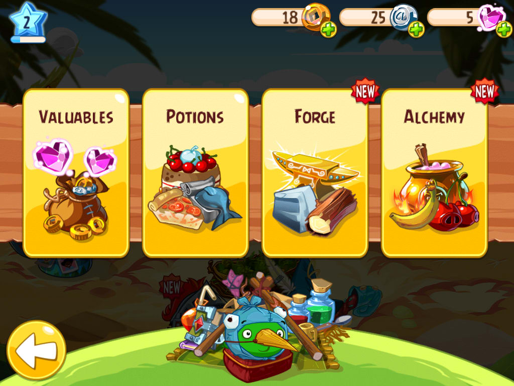 Angry Birds Epic na iPhone - Download