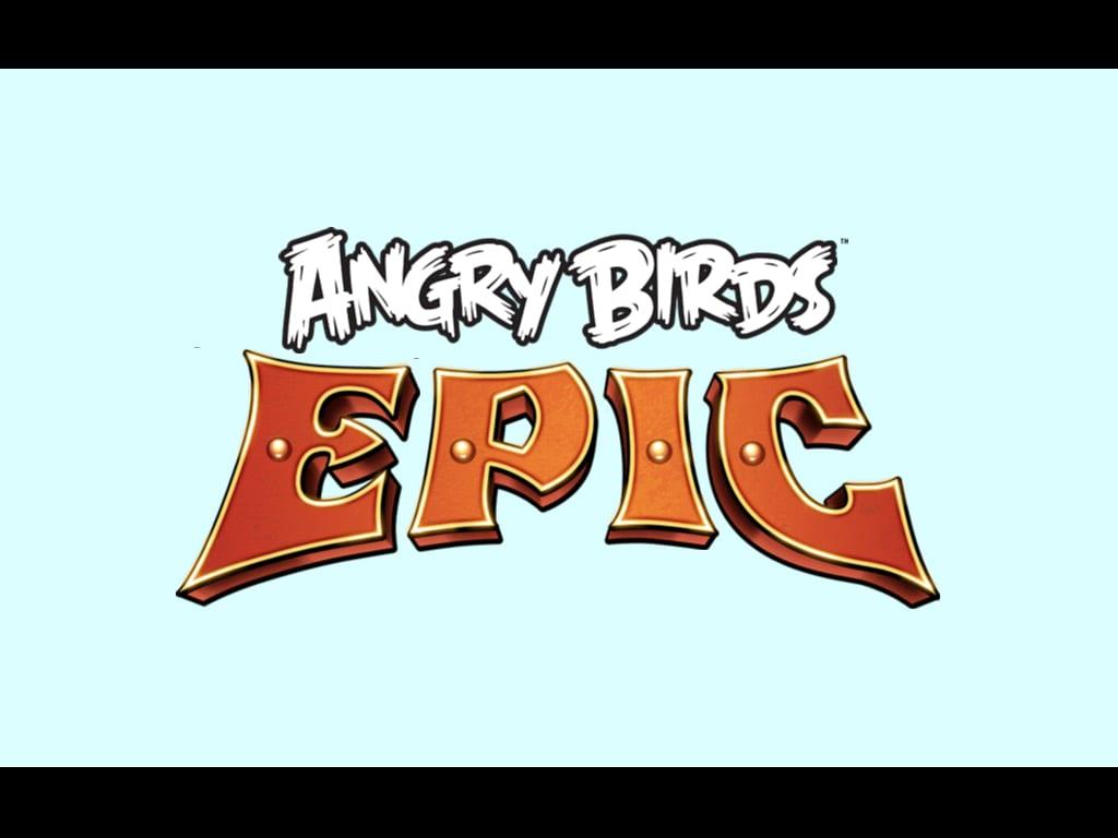 Angrybirds Francescanatale 05: Angry Birds Epic Na IPhone