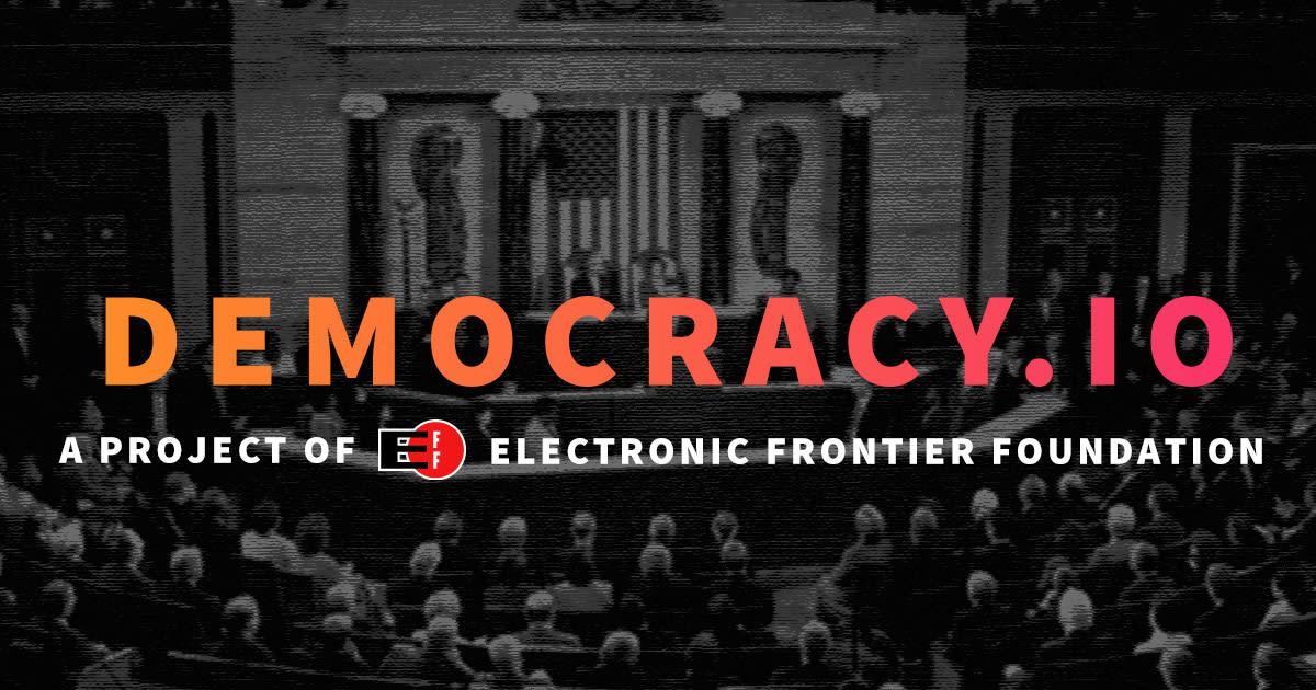 Democracy.io 1.0