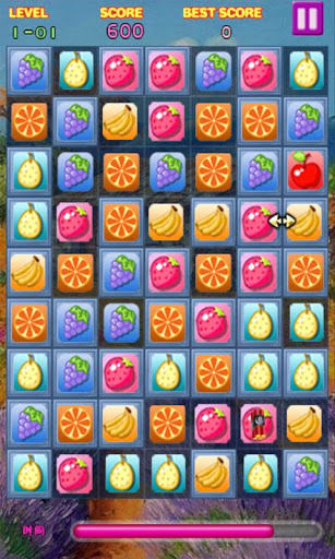 Candy Crush Fruit