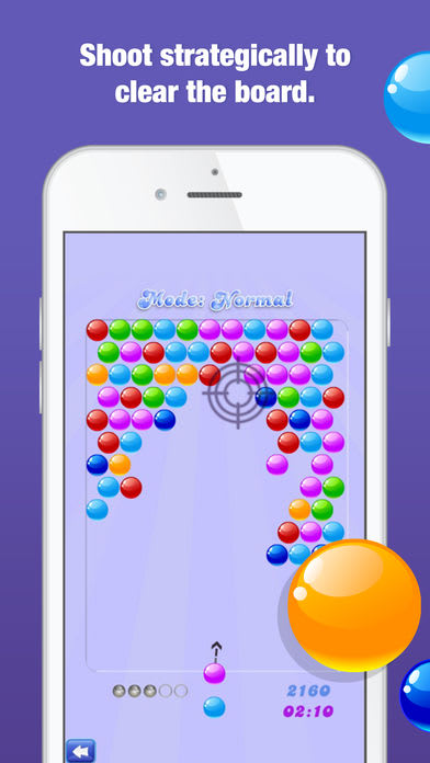 Bubble Shooter! Tournaments