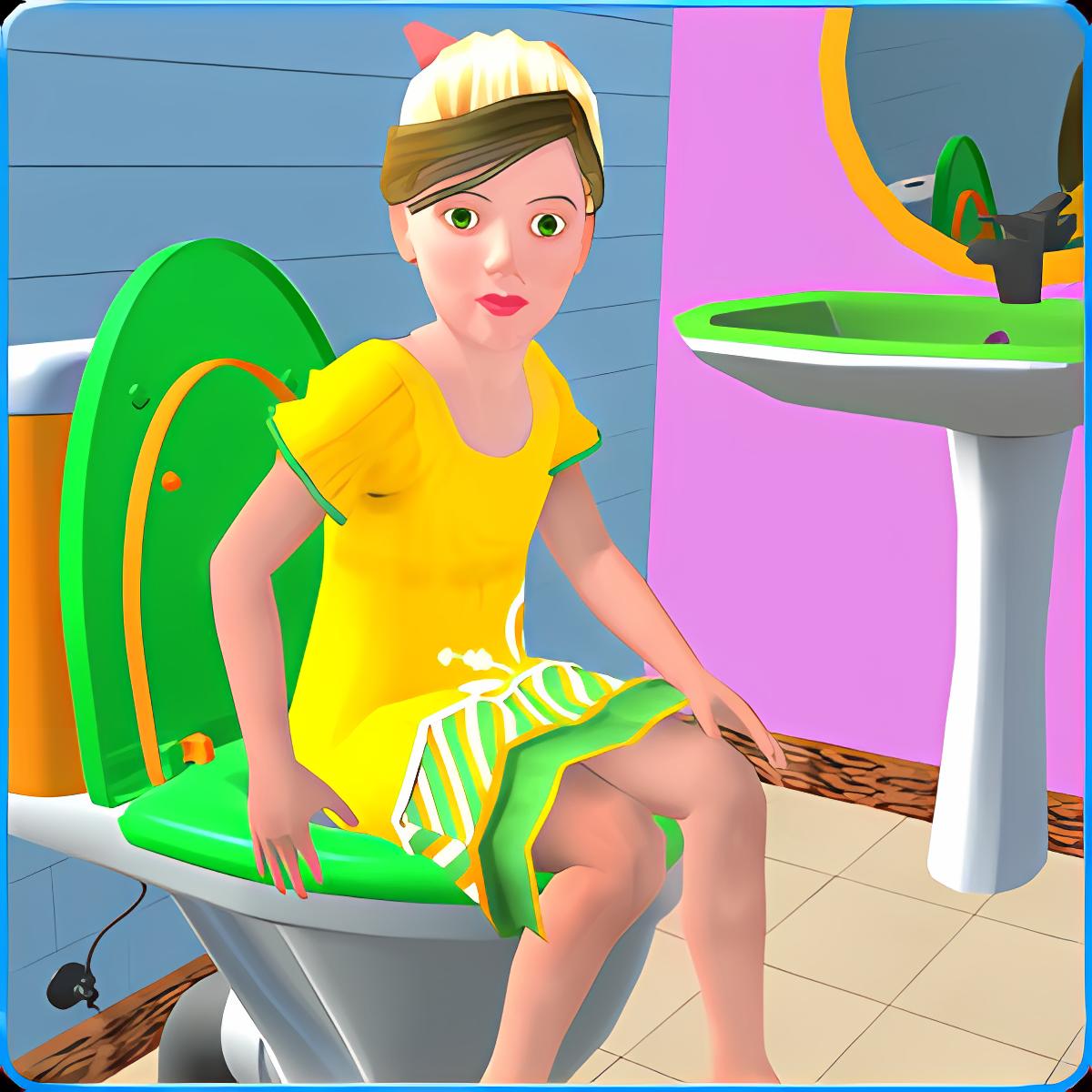 Kids Toilet Emergency Pro 3D