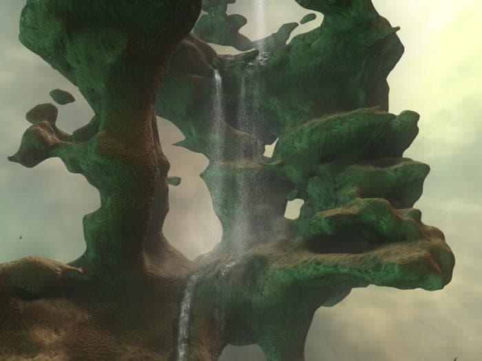 NVIDIA Demo: Cascades