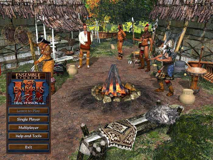 age of empires 3 download para pc