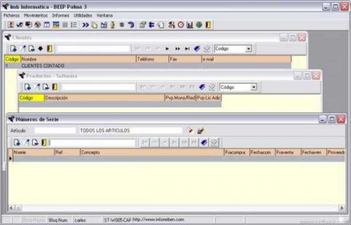 IMB Informatica