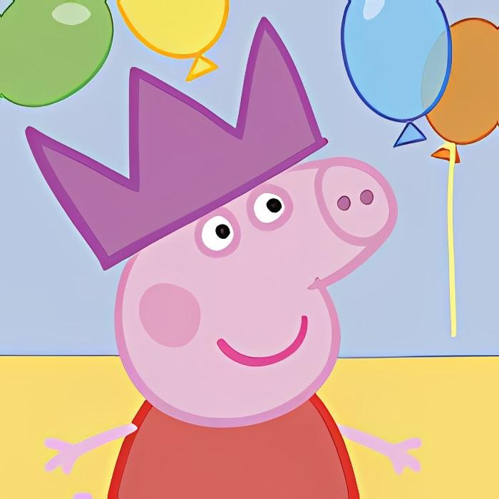 La Festa di Peppa (Peppa Pig's Party Time) 4.0