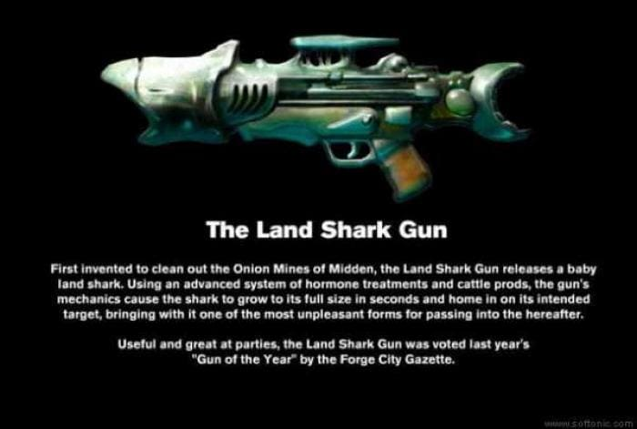 Armed & Dangerous