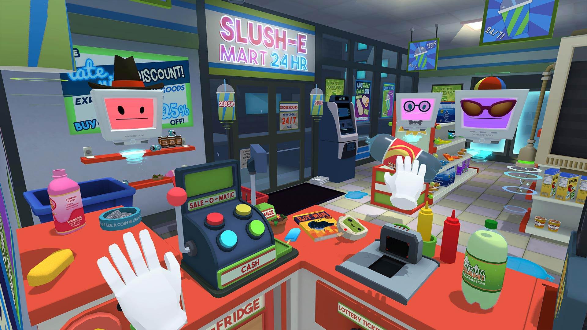 Job Simulator PS VR PS4