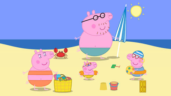 Peppa Pig's Holiday