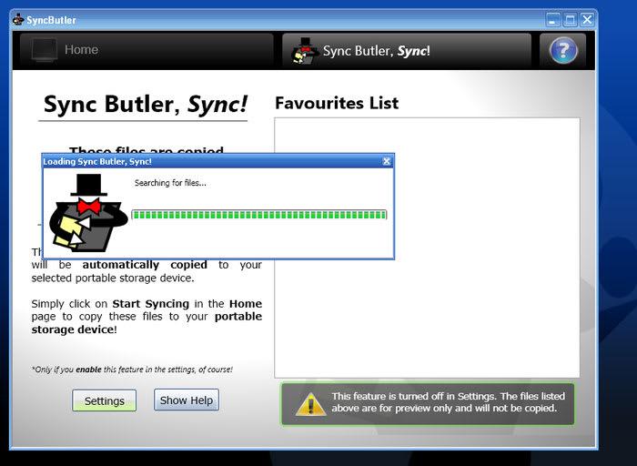 SyncButler