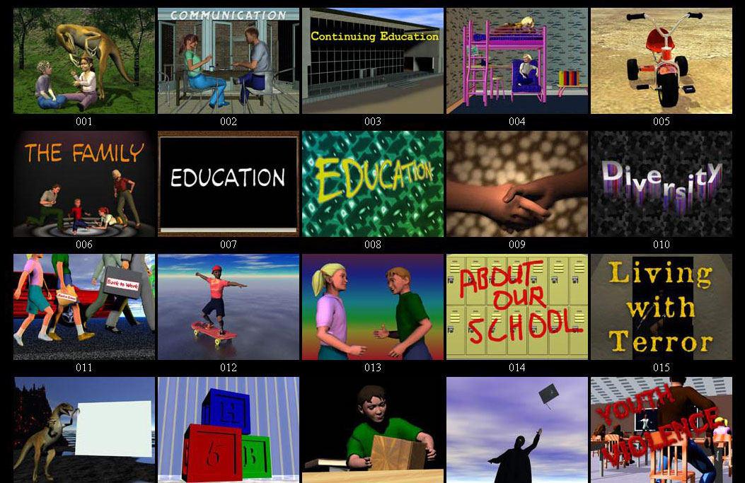 Powerbacks Education Templates for PowerPoint