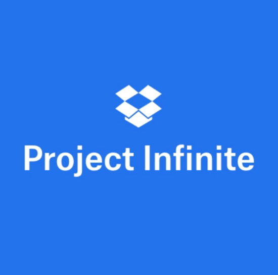 Project Infinite by Dropbox