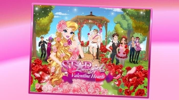 Star Girl: Valentine Hearts