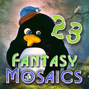 Fantasy Mosaics 23: Magic Forest 1.0.0