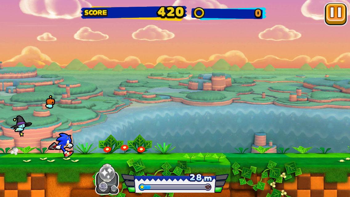 Sonic Runners