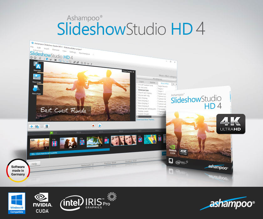 Ashampoo Slideshow Studio HD
