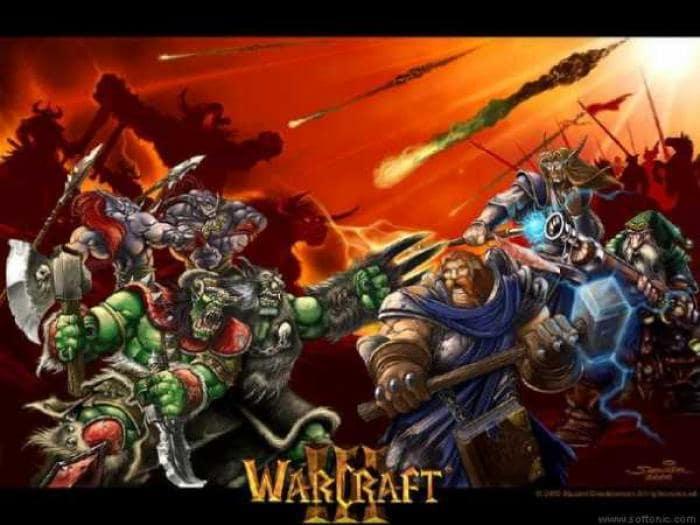 Legends in Battle (Warcraft III)