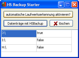 Hoffmann Software Backup