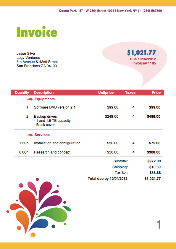 Donation Tax Receipt Template Pdf Totals For Mac  Download Invoice Google Doc Template Pdf with Invoice Paypal Pros Basic Invoice Template Uk Word