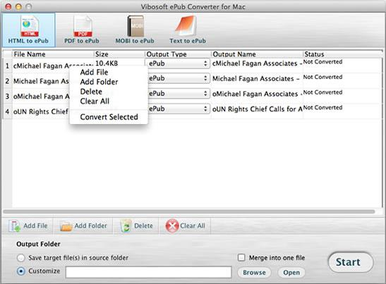 Vibosoft ePub Creator Master for Mac