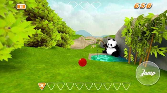 Downhill Bowling 2 (voor Android) 1.2