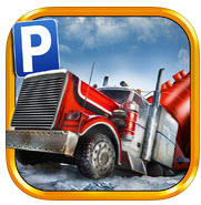 3D Ice Road Trucker Parking Simulator 1.0.1