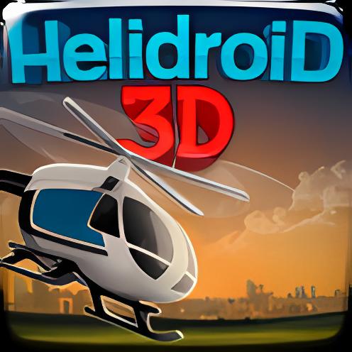 Helidroid 3D:ヘリコプターRC