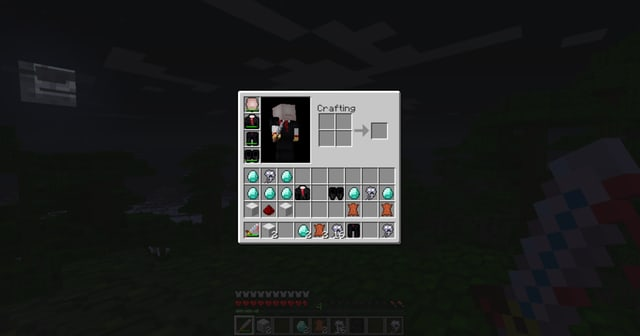 Slenderman for Minecraft