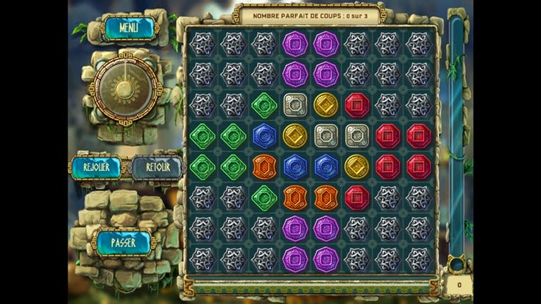 The Treasures of Montezuma 3 pour Windows 10