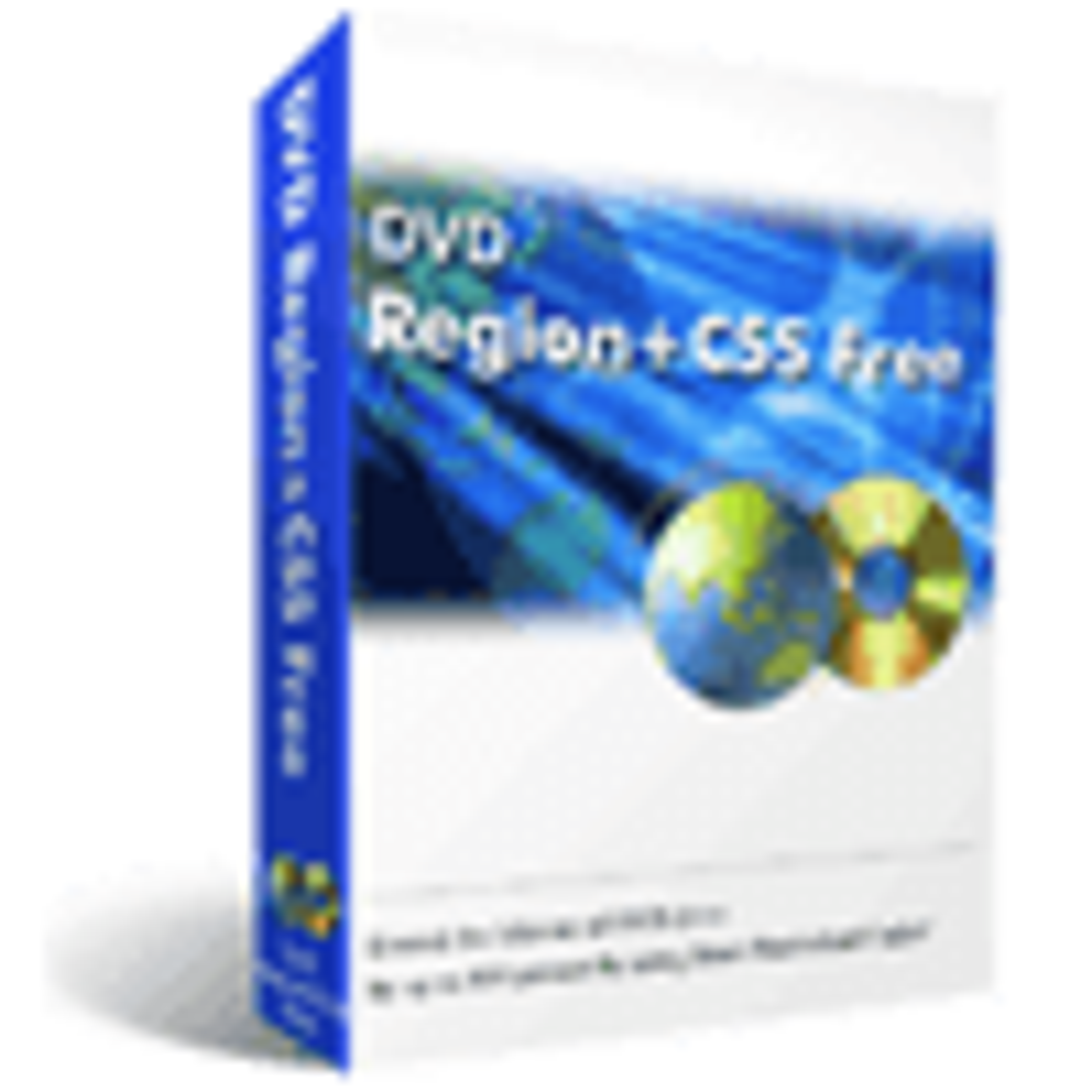 DVD Region+CSS Free