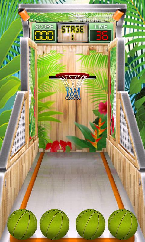 バスケットボール Basketball Mania