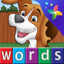 First Words with Phonics Varies with device