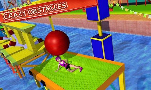 Stuntman Run : Theme Park