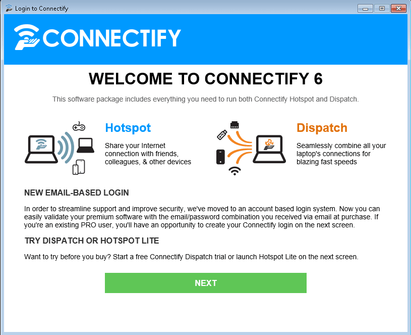 Connectify 6