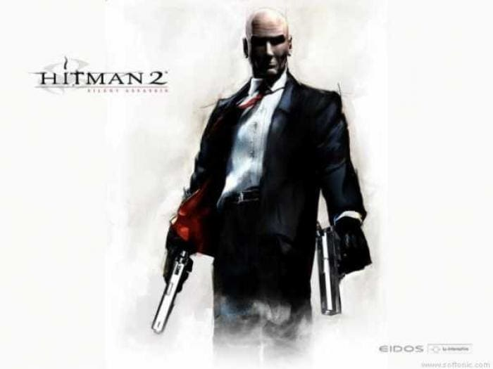 Hitman 2 Wallpaper 2