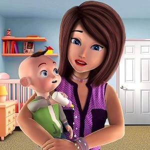 Virtual Babysitter Happy Family Fun Simulator 1.0