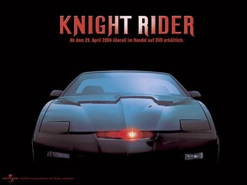 Wallpaper Knight Rider