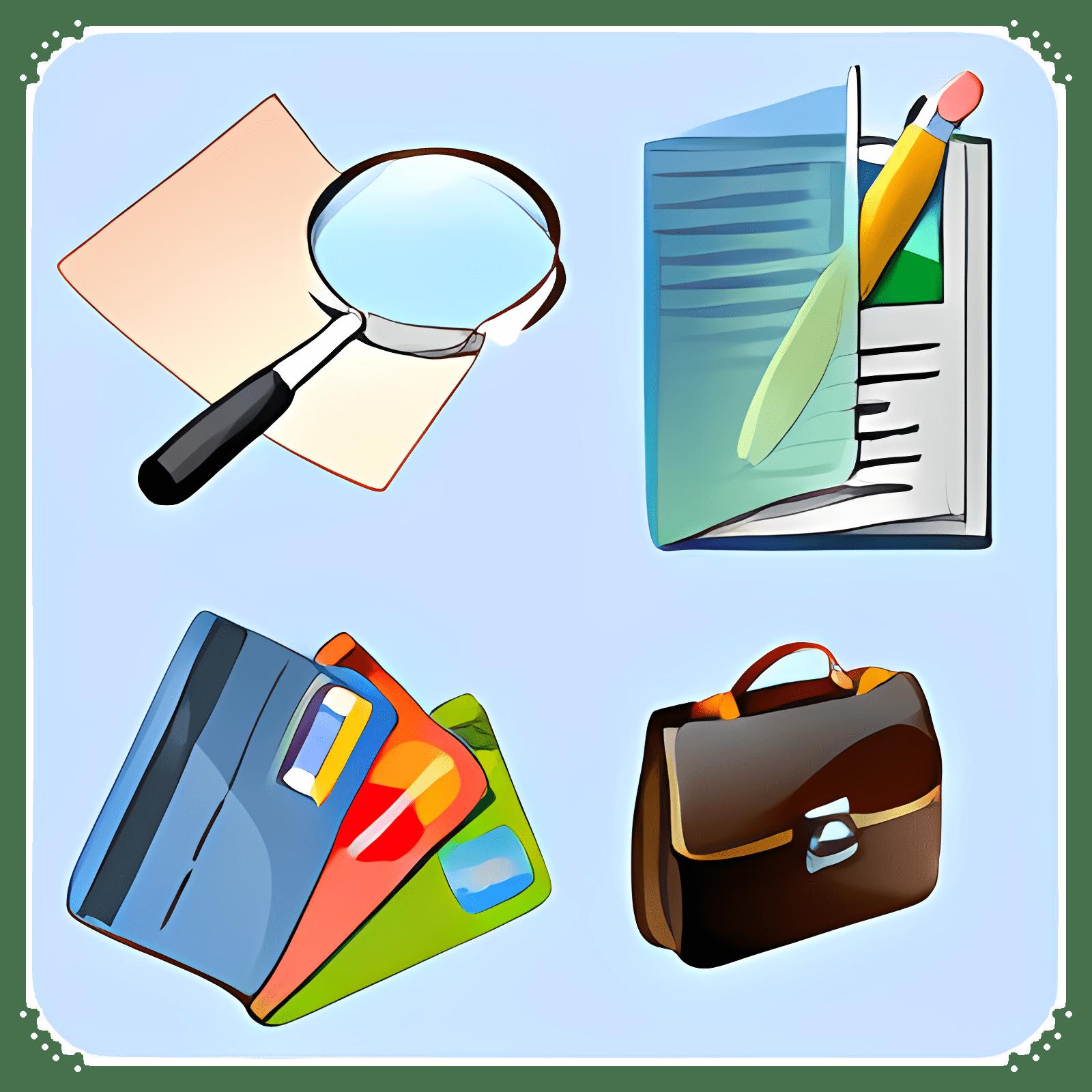 Vista Toolbar Icons