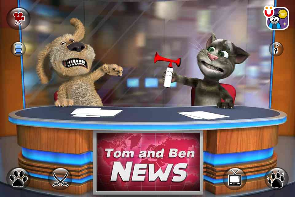 Noticias sobre Talking Tom & Ben