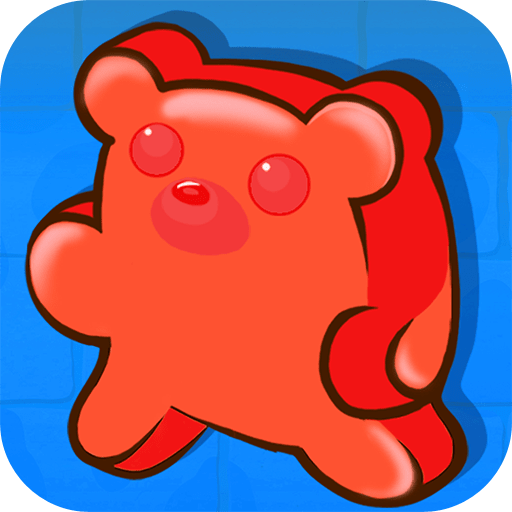Gummy Bear Run - Jelly Jumping
