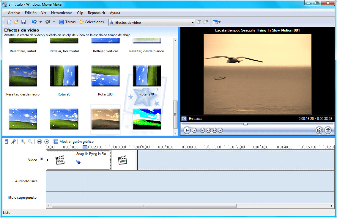 windows movie maker windows descargar